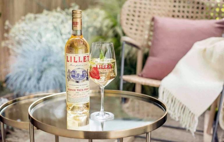 lillet vino