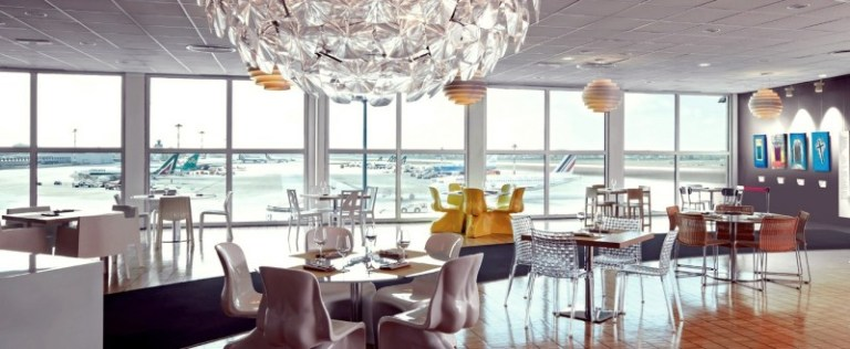ristoranti stellati in aeroporto