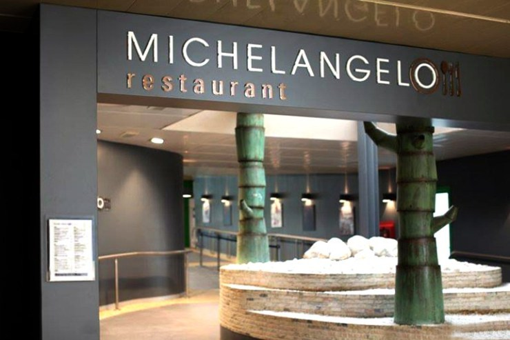 Michelangelo Restaurant Linate