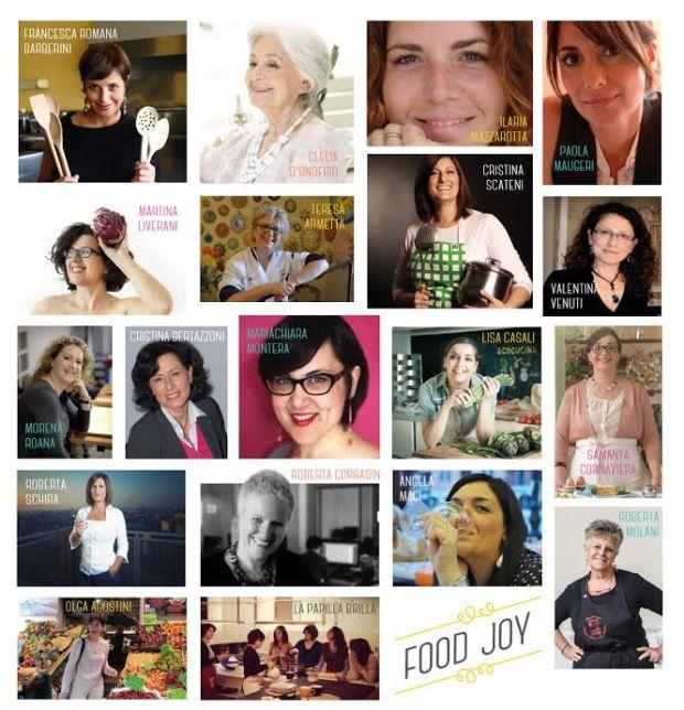 Food Joy autrici