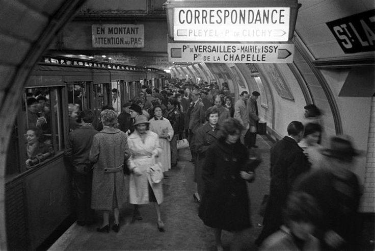 metropolitana parigi