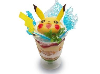Pikachu cafe 7