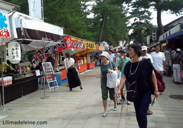 cucina giapponese street food