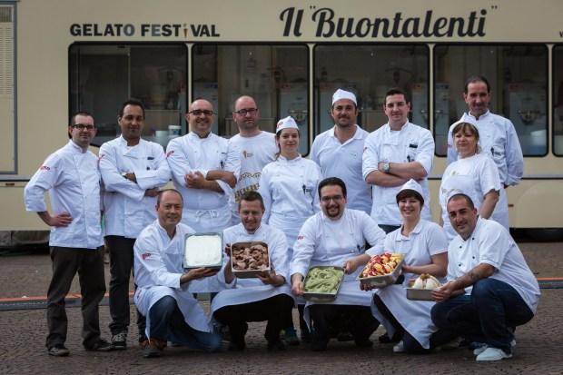 Gelato Festival Buontalenti