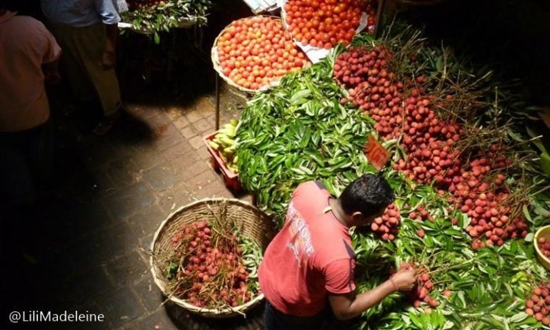 Mauritius-mercato Port Louis