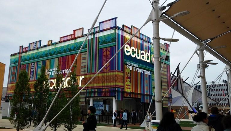 Padiglione Equador Expo