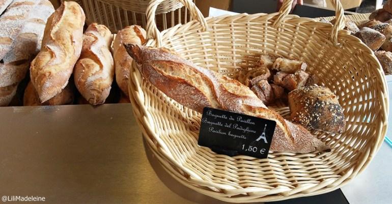 Padiglione Francia baguette
