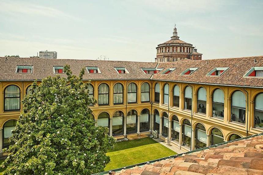 Palazzo Delle Stelline Milano Hotel