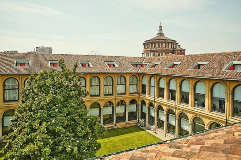 Palazzo delle Stelline Milano