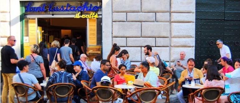 Caffetterie più belle del mondo Sant'Eustachio Roma