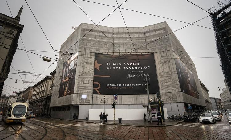 Starbukcs Milano