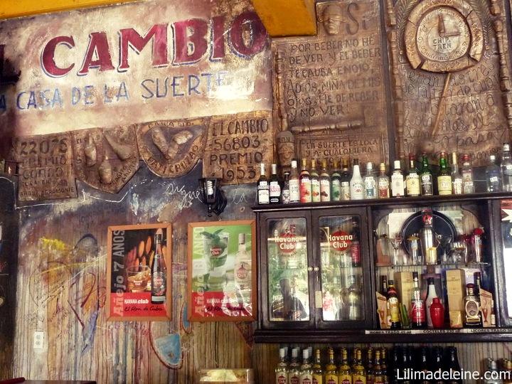 Bar El Cambio Camaguey
