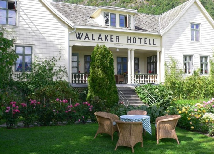 Walaker Hotel Norway