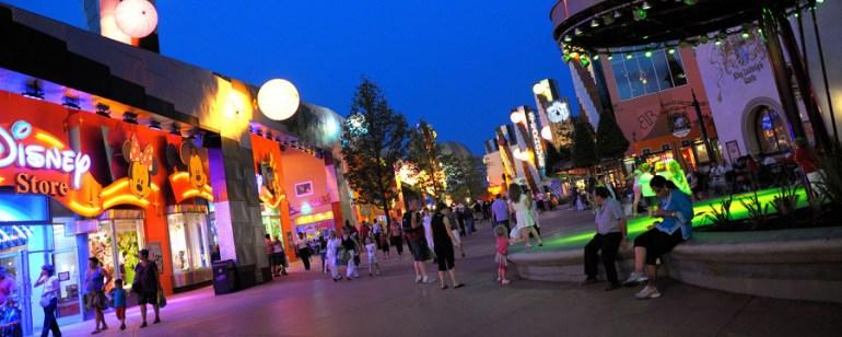 Disney Village Disneyland paris