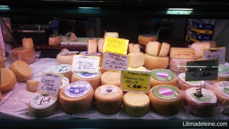 Mercato di San Benedetto Cagliari