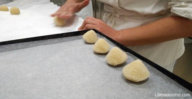 Tette delle monache ricetta