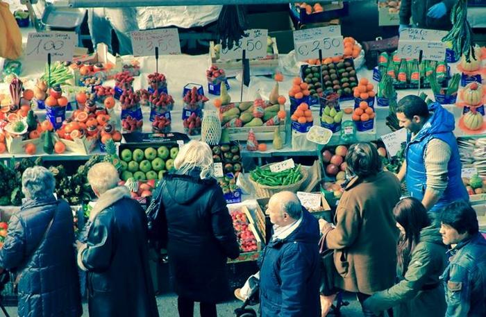 Mercati agricoli milano dove fare la spesa dal contadino for Mercato frutta e verdura milano