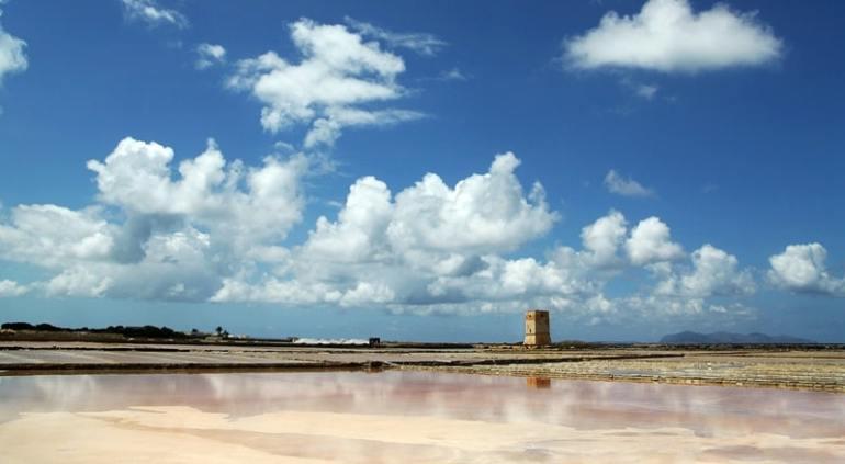 sicilia occidentale cosa vedere trapani saline