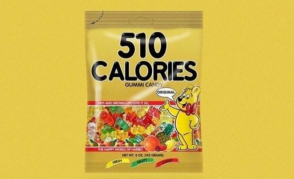 Calorie Haribo