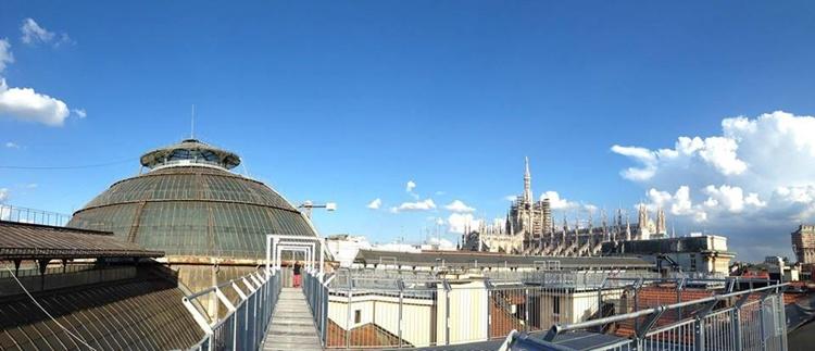 Highline Galleria panorama