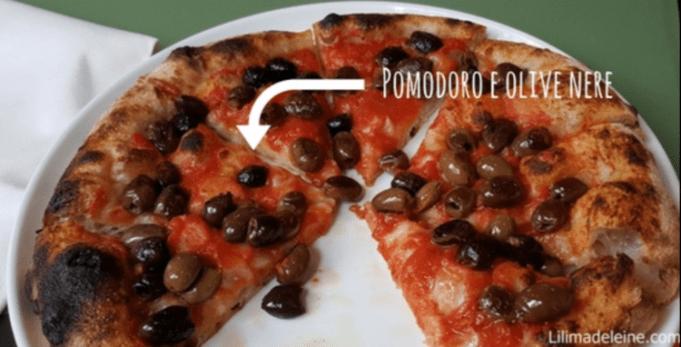 Berberè-Milano-isola-pizza pomodoro e olive