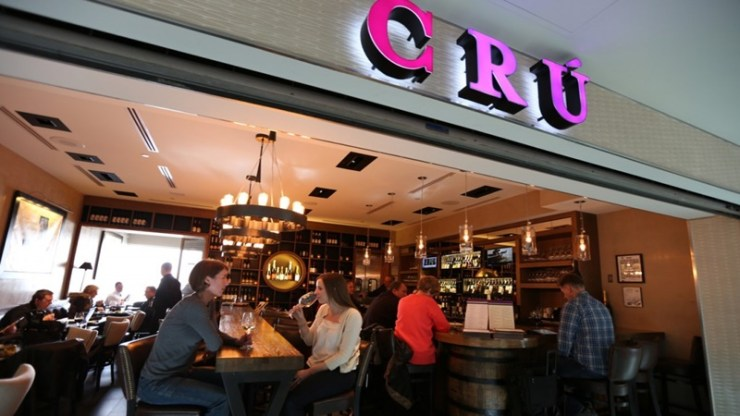 CRÚ Food and WineBar - Aeroporto internazionale di Denver