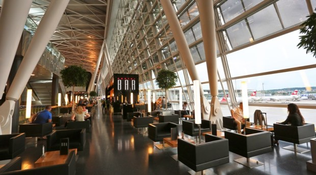 Center Bar - Aeroporto di Zurigo