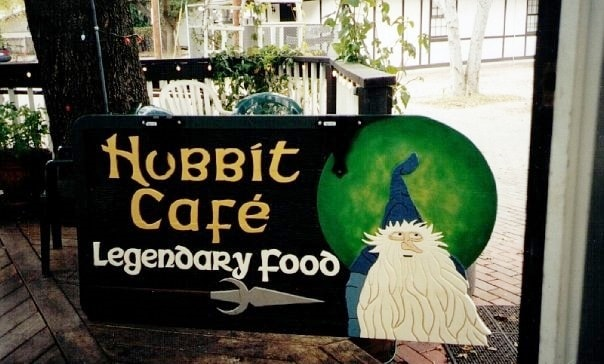 Hobbit Cafe Houston Texas