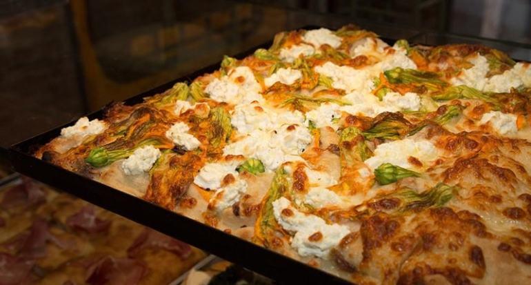 pizzottella pizza romana milano