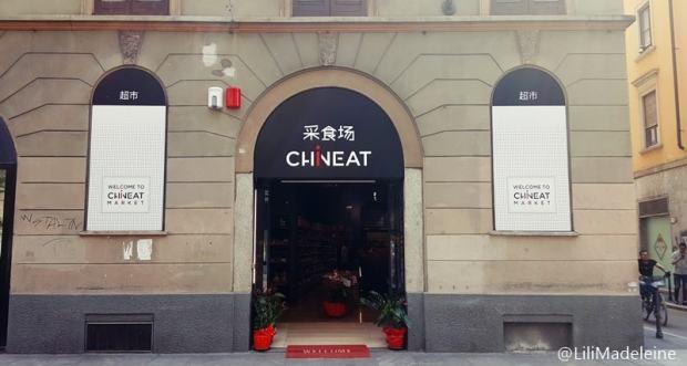 Chineat Milano via Sarpi