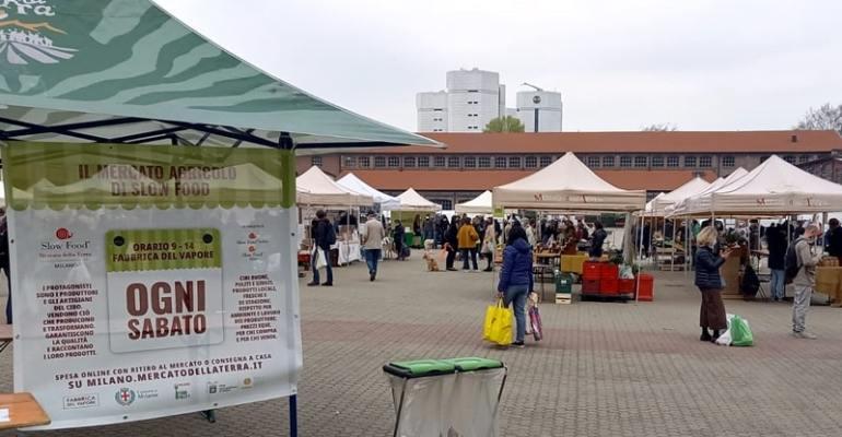 Mercato della Terra Milano