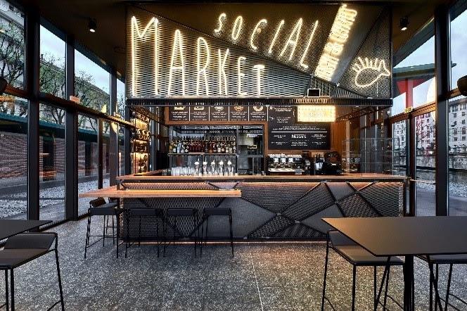 Social Market Fish & Chips Darsena Milano