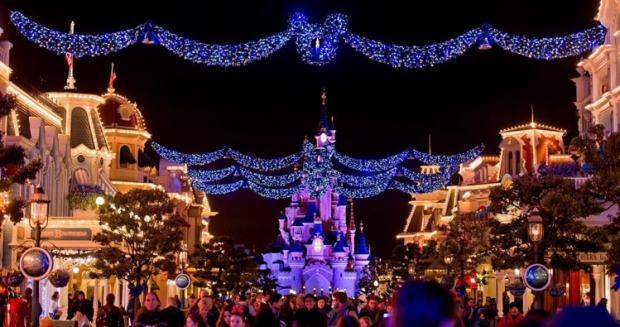Natale Disneyland Paris