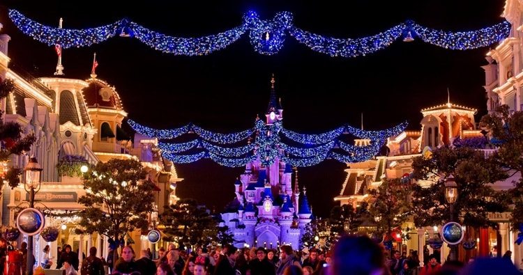 Natale Disneyland Paris