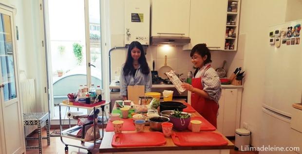 corso di cucina giapponese milano