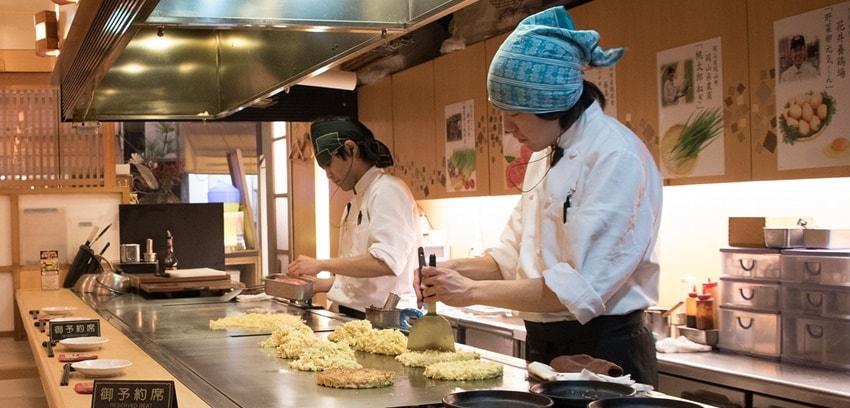 Okonomiyaki: la ricetta per farli in perfetto Osaka style [foto e video]