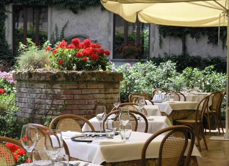 Locali storici Milano La Rampina