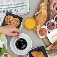 Il brunch francese tutti i weekend da Égalité, in Porta Venezia a Milano