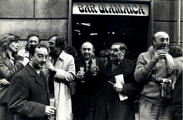 Bar Jamaica Milano Brera
