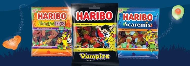 Haribo Halloween