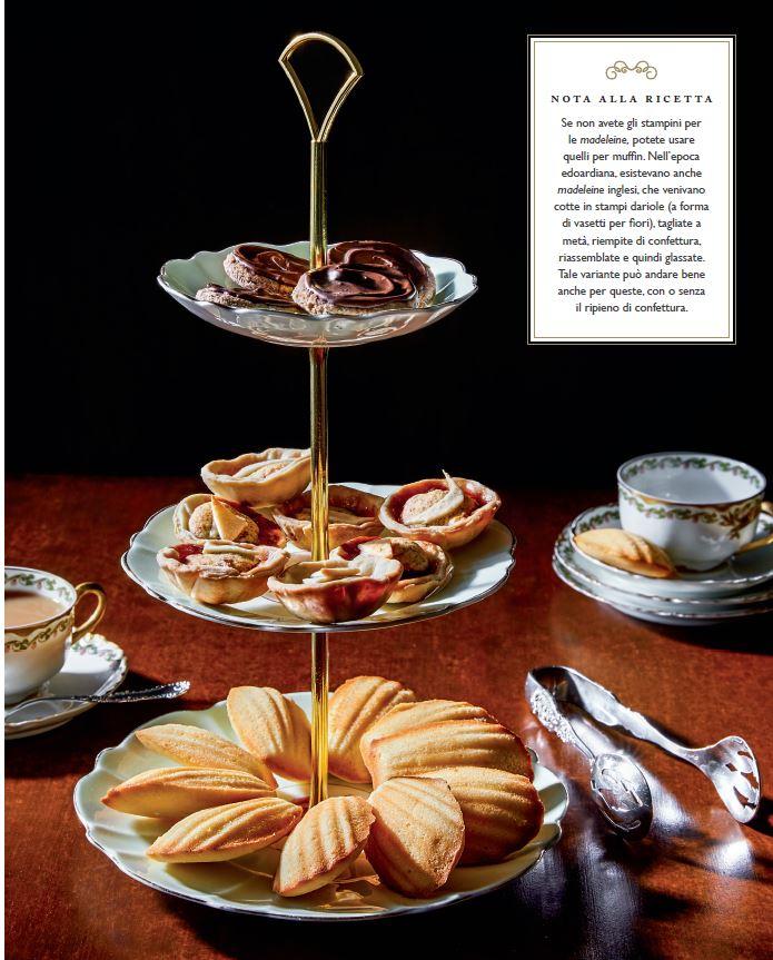 Downton Abbey madeleine