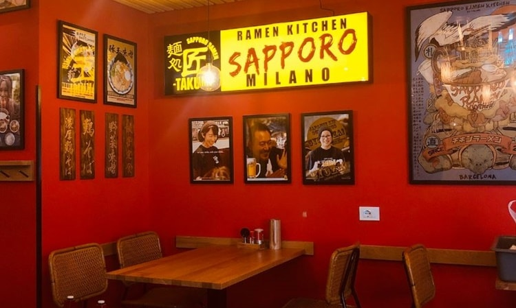 Takumi Ramen Kitchen Milano