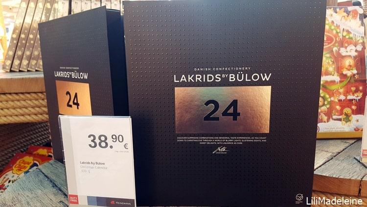 Calendario dell'Avvento 2019 Lakrid
