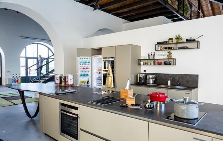 Location con cucina Milano Farm 65