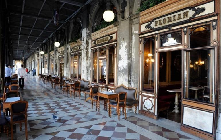 caffè letterari Venezia Florian