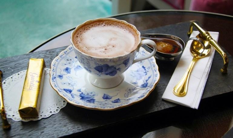 caffè letterari in Italia e in Europa