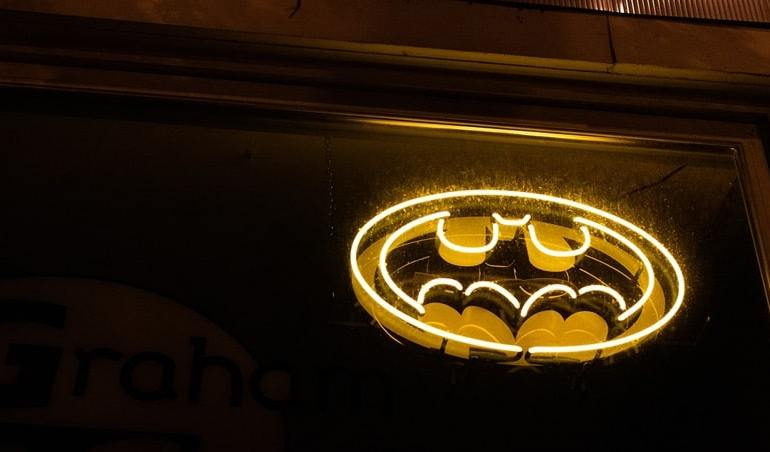Park Row ristorante batman Londra
