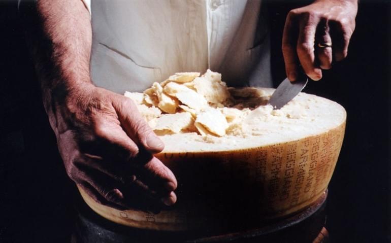 casaro Parmigiano Reggiano