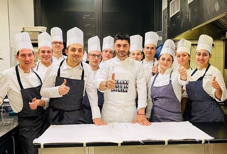 Milano Keeps on cooking