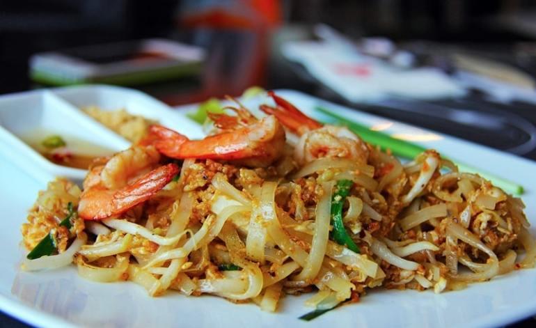 pad thai Thailandia